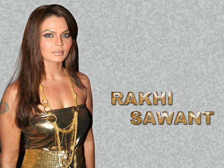 Rakhi Sawant Latest Hot Spicy Wallpaper