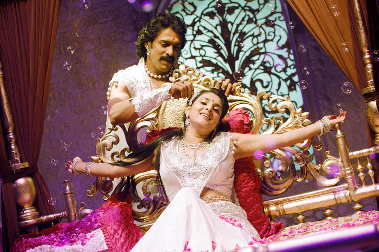 Ramya,Upendra Exclusive Still