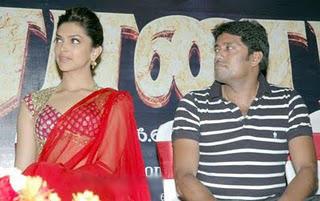 Rana Audio Launch Deepika Padukone Still
