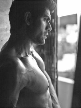 Rana Daggubati Gym Body Photoshoot