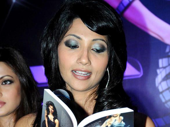 Rima Sen at Neeta Shah Book Launch of Bollywood Striptease