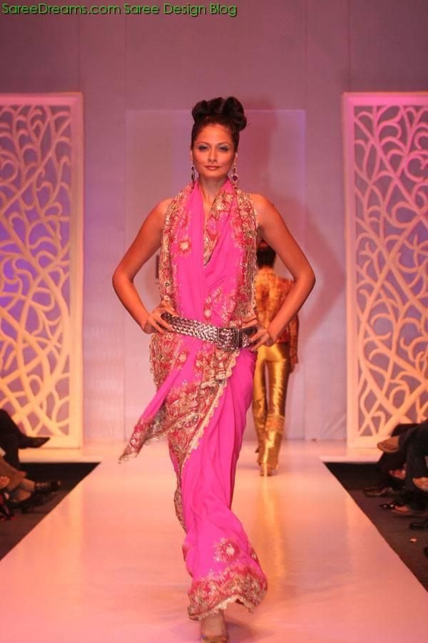 Ritu Beri Saree Belt Beauty Still