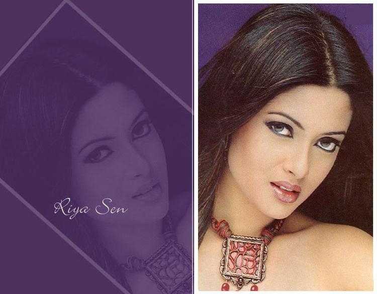 Riya Sen Latest Wallpaper