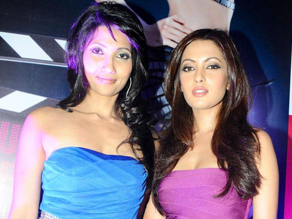 Riya Sen unveiled Neeta Shah's book Bollywood Striptease