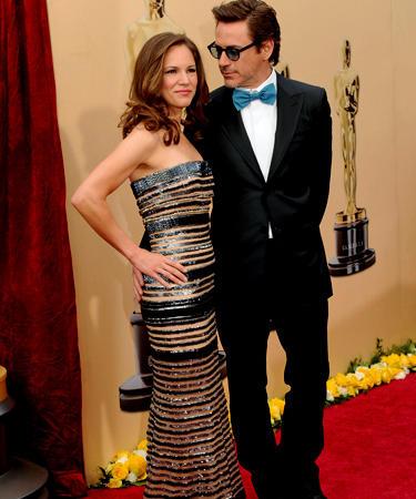 Robert Downey Jr. at Oscars 2010