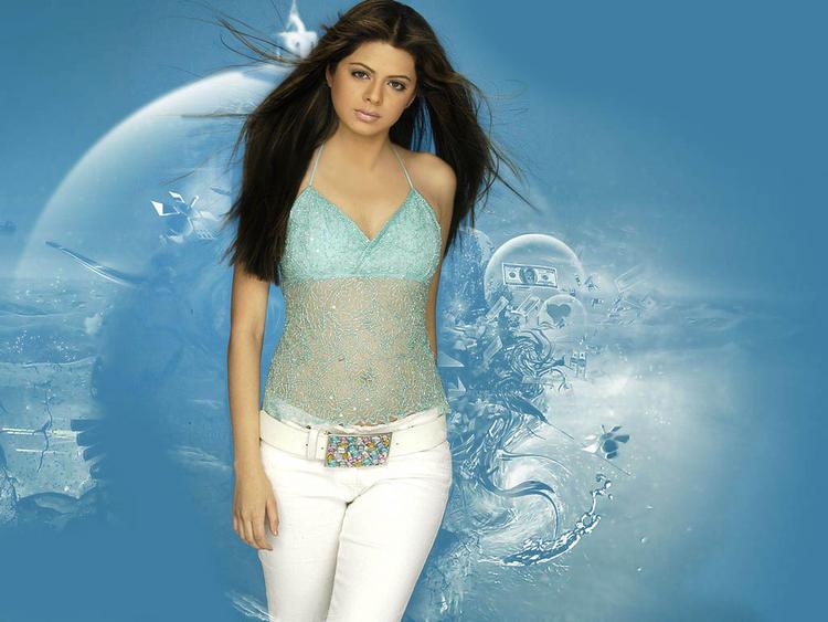 Rucha Gujarati Hot Dress Wallpaper