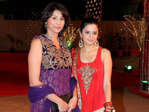 Rucha at Vikas Kalantri wedding reception