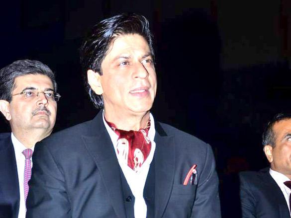 SRK at NDTV Profit Business Leadership Award 2011