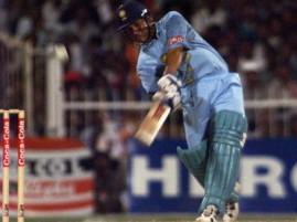 Sachin Tendulkar Batting Still
