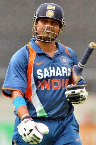Sachin Tendulkar Finay Gets his 100th International Century