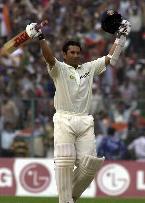 Sachin Tendulkar Happy Still After Scoring