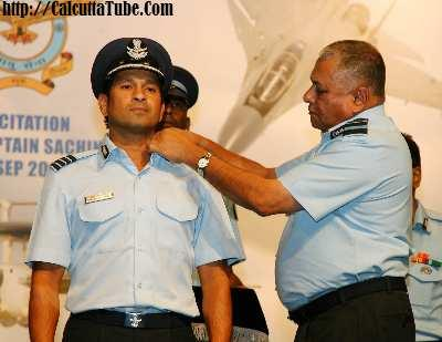 Sachin Tendulkar Honorary Captain Still