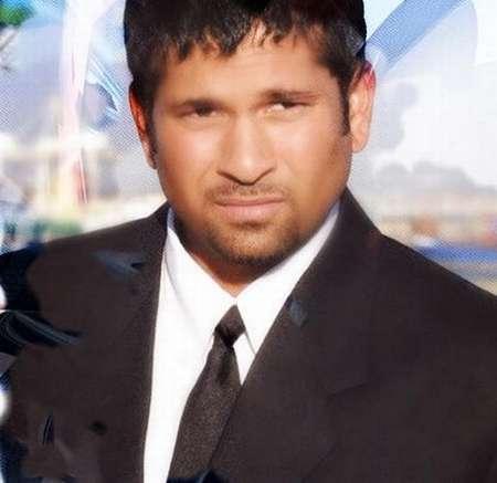 Sachin Tendulkar Hot Face Still
