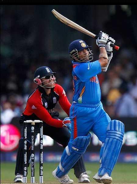 Sachin Tendulkar In World Cup Sachin Image