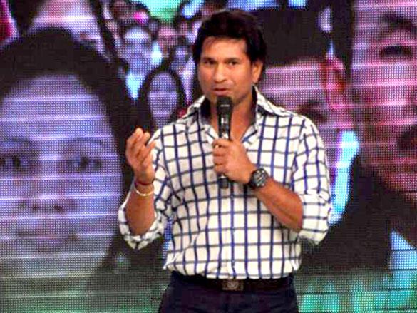 Sachin Tendulkar at CNN IBN Heroes Awards