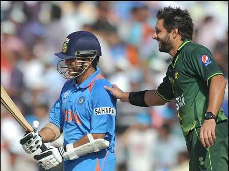 Sachin Tendulkar in World Cup