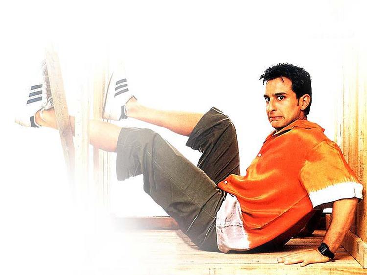 Saif Ali Khan Latest Cute Still