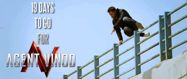Saif Ali Khan Latest Pic In Agent Vinod