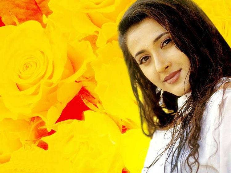 Sakshi Shivanand Sizzling Face Look Wallpaper