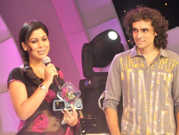 Sakshi Tanwar at FICCI Frames 2012 Awards
