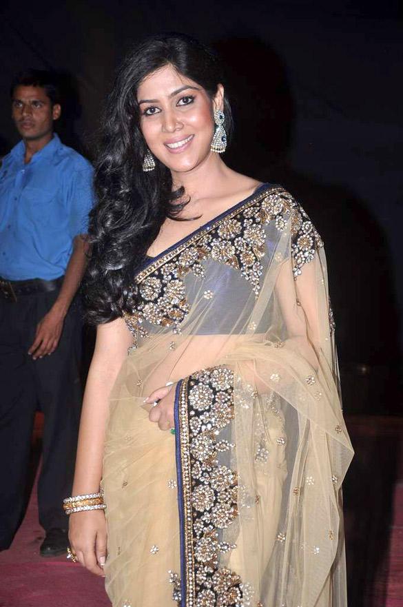 Sakshi Tanwar at Femina Miss India 2012