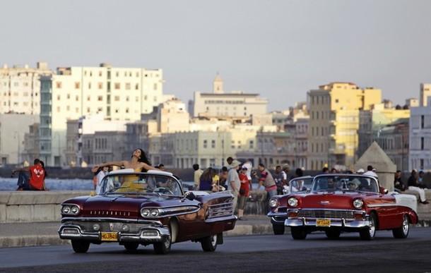 Salman and Katrina's Ek Tha Tiger Cuba shoot
