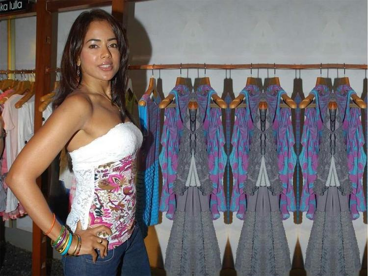 Sameera Reddy Sexy Still
