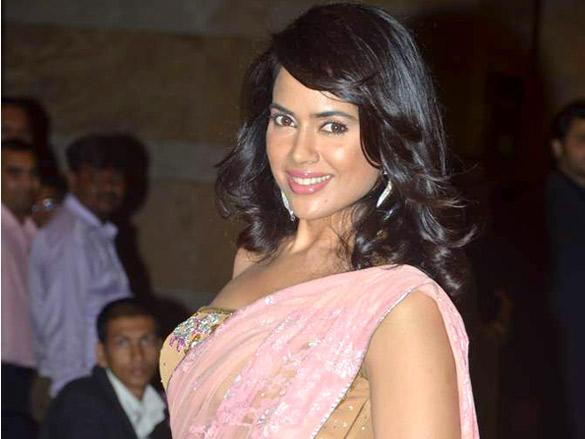 Sameera Reddy looks gorgeous at Honey Bhagnani's Sangeet  ceremony