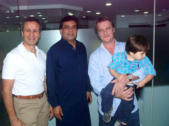 Samir Purohit at the Launch of The Pilates and Altitude Training Studio