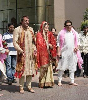 Sanjay Dutt and Manyata Dutt Wedding Latest Photo