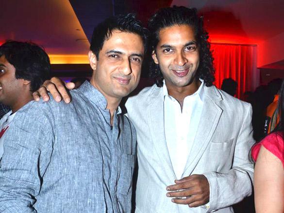 Sanjay Suri at Lakme Fashion Week  Day 3