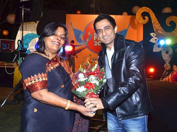 Sanjay Suri at mahurat of Palchinn film