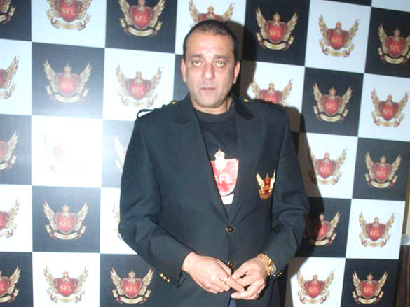 Sanjay Dutt at Launch of Super Fight League in Novotel