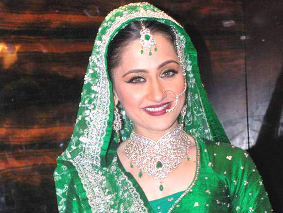 Sanjeeda Sheikh sizzling look at her wedding reception