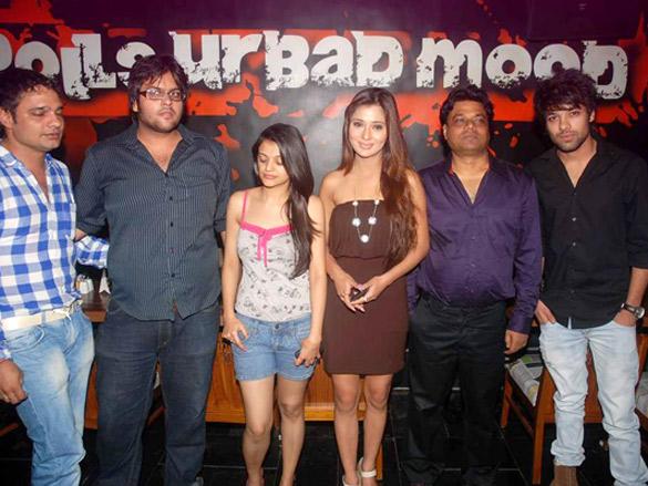 Sara Khan At Pre Holi Event Party Stills