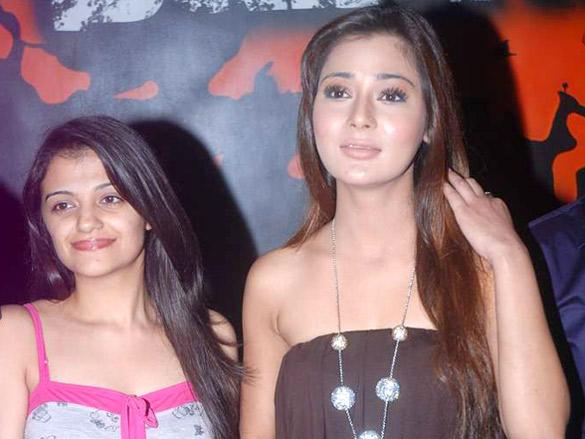 Sara Khan At Pre Holi Event Stills