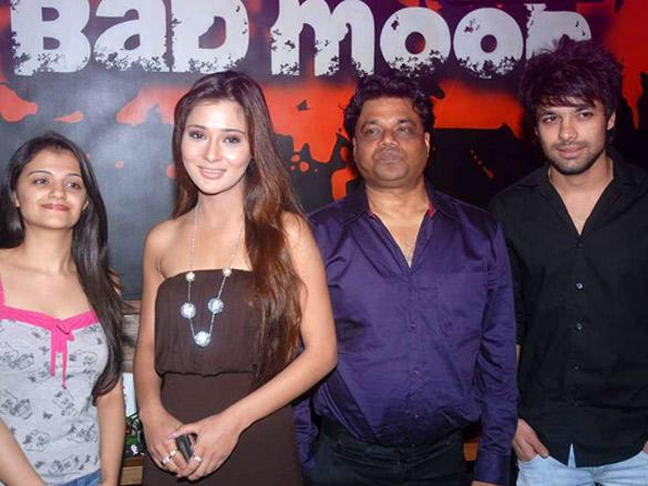 Sara Khan at Pre Holi Party