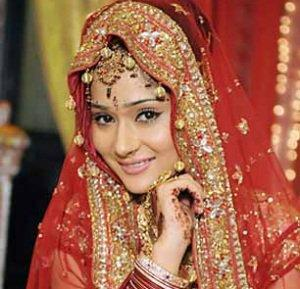 Sara Khan - The Bride