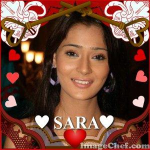 Sara with Love