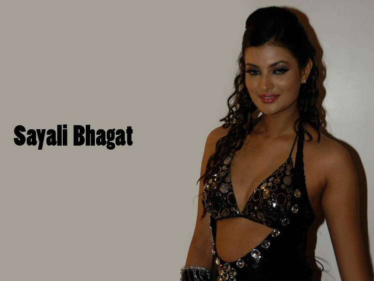 Sayali Bhagat - The Dark Side Look