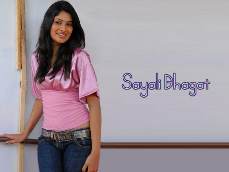 Sayali Bhagat - The Girl Waiting on a Bus Stop
