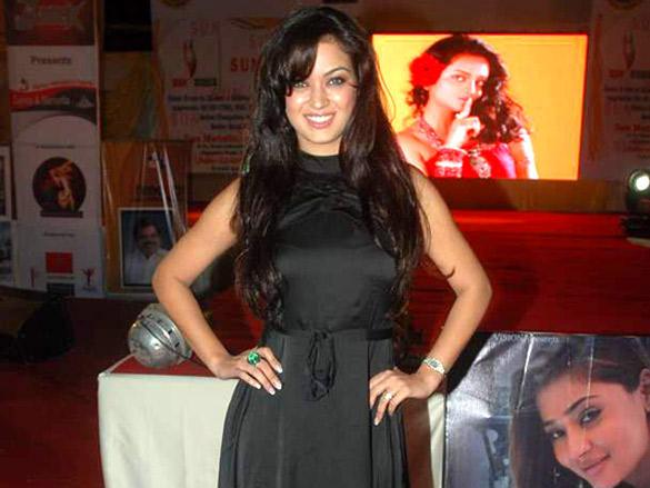 Sayali Bhagat at Senor N Senorita's Grand finale