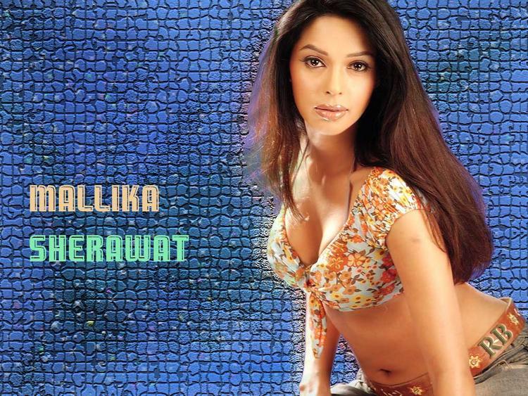 Sex Bomb Mallika Sherawat Wallpaper