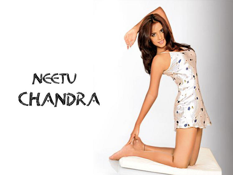 Sexiest Neetu Chandra Wallpaper
