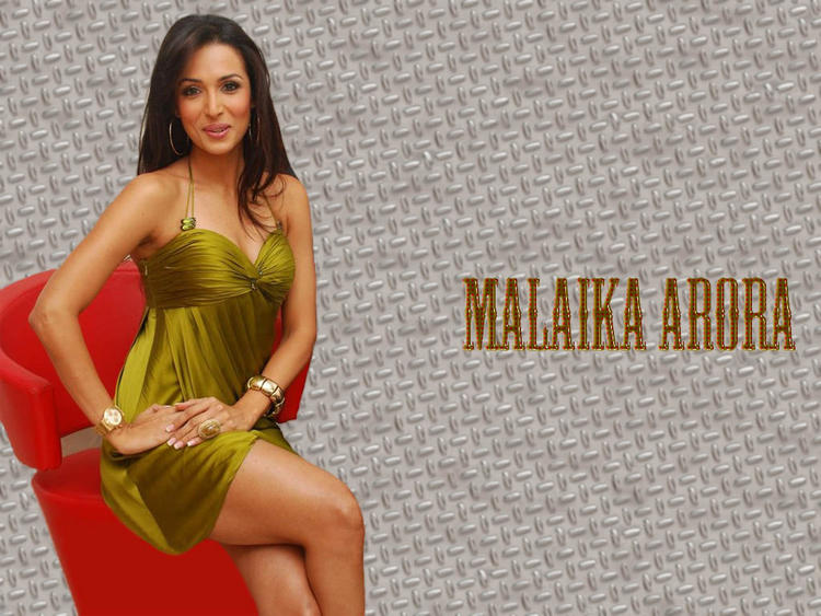 Sexy Bolly Babe Malaika Arora Wallpaper
