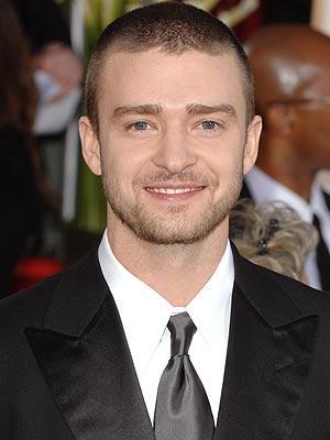 Sexy Justin Timberlake Sweet Smile Pic