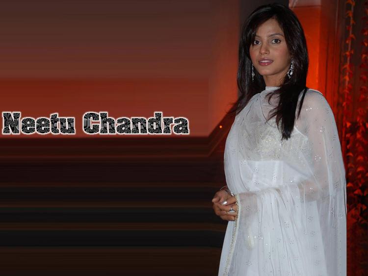 Sexy Neetu Chandra Wallpaper
