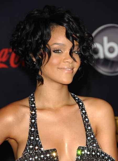 Sexy Rihanna Glamour Still