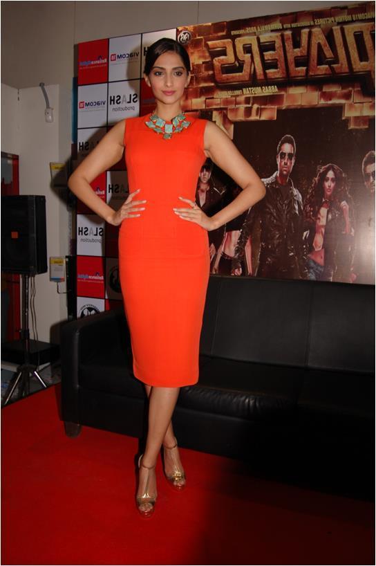 Sexy Sonam Kapoor At Reliance Digital, Pune