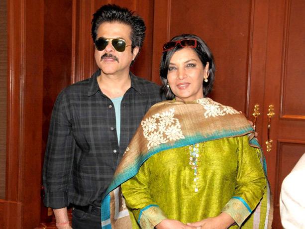 Shabana,Anil Kapoor Attend Mumbai Mantra Sundance Institute Screenwriters Lab